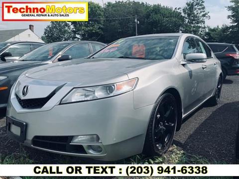 2011 Acura TL for sale in Danbury, CT