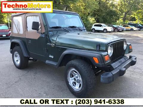 1998 Jeep Wrangler for sale in Danbury, CT