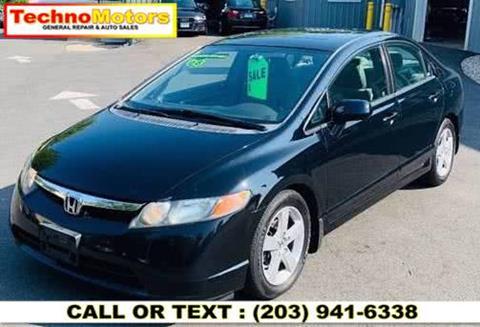 2008 Honda Civic for sale in Danbury, CT