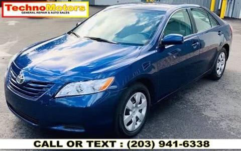 2007 Toyota Camry for sale in Danbury, CT