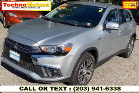 2018 Mitsubishi Outlander Sport for sale at Techno Motors in Danbury CT