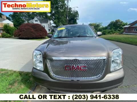 2013 GMC Yukon XL for sale at Techno Motors in Danbury CT