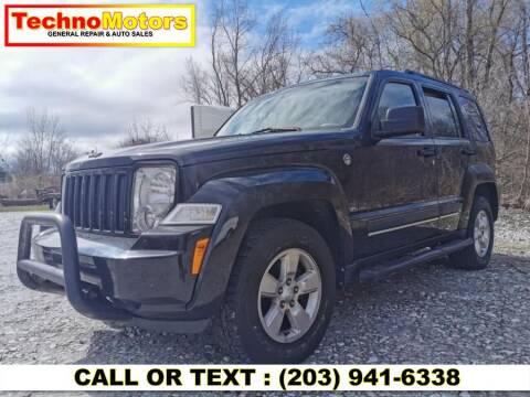 2012 Jeep Liberty for sale at Techno Motors in Danbury CT