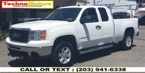 2009 GMC Sierra 1500 for sale at Techno Motors in Danbury CT
