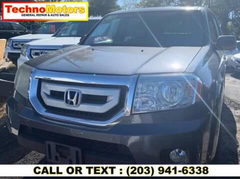 2011 Honda Pilot for sale at Techno Motors in Danbury CT