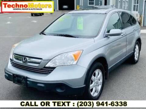 2008 Honda CR-V for sale at Techno Motors in Danbury CT