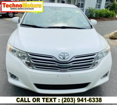 2012 Toyota Venza for sale at Techno Motors in Danbury CT