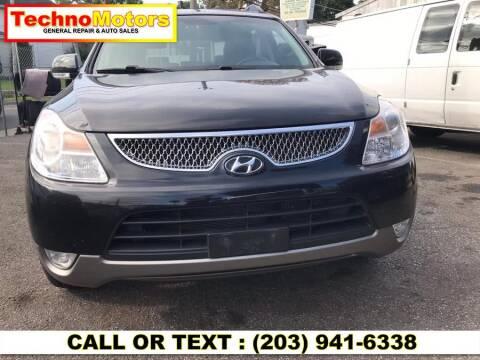 2011 Hyundai Veracruz for sale at Techno Motors in Danbury CT