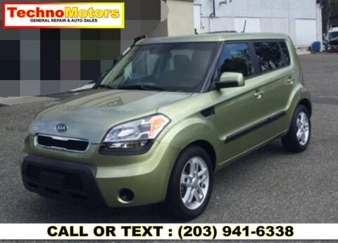 2011 Kia Soul for sale at Techno Motors in Danbury CT