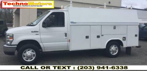 2009 Ford E-Series Chassis for sale at Techno Motors in Danbury CT