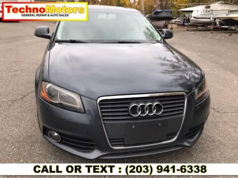 2010 Audi A3 for sale at Techno Motors in Danbury CT
