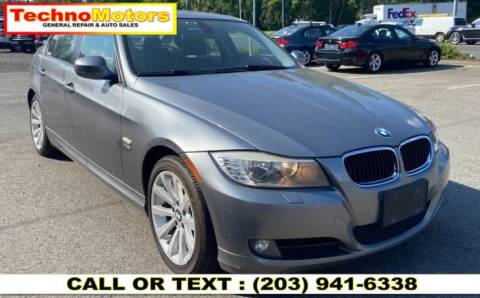 2011 BMW 3 Series for sale at Techno Motors in Danbury CT