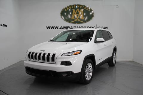 2016 Jeep Cherokee for sale in Doral, FL