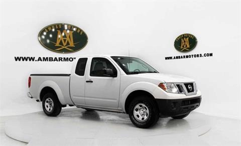 2015 Nissan Frontier for sale in Doral, FL