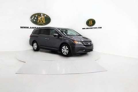 2017 Honda Odyssey for sale in Doral, FL