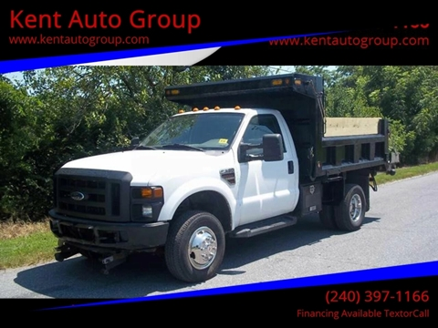 2008 Ford F-350 Super Duty for sale in Woodsboro, MD