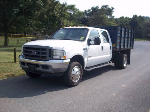 2003 Ford F-450 for sale in Woodsboro, MD