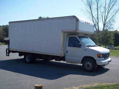 2005 Ford E-450 for sale in Woodsboro, MD