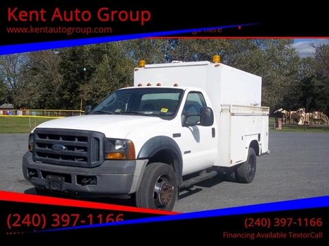 2006 Ford F-450 for sale in Woodsboro, MD