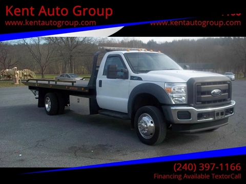 2016 Ford F-550 for sale in Woodsboro, MD