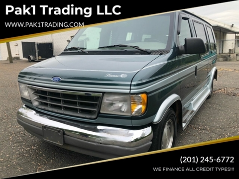 1995 Ford E-Series Cargo for sale in South Hackensack, NJ