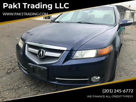 2008 Acura TL for sale in South Hackensack, NJ
