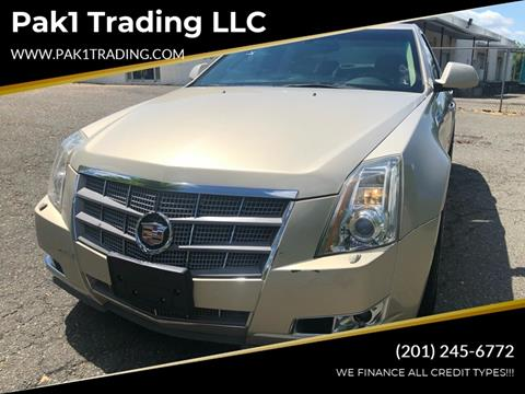 2008 Cadillac CTS for sale in South Hackensack, NJ