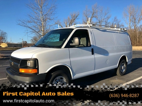 38ca38daed Chevrolet Express Cargo For Sale in Saint Charles