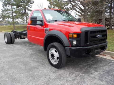 2008 Ford F-550 Super Duty for sale at Smith & Sons Auto Sales in Merriam KS