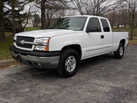 2003 Chevrolet Silverado 1500 for sale at Smith & Sons Auto Sales in Merriam KS