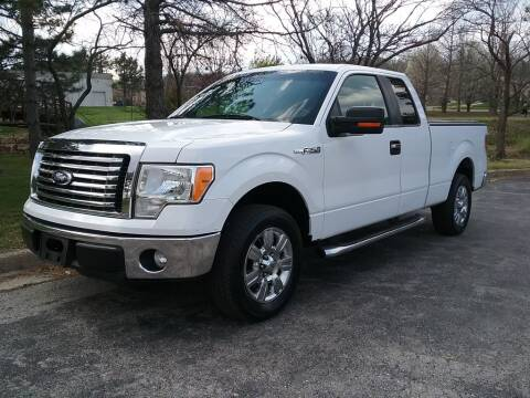 2011 Ford F-150 XLT for sale at Smith & Sons Auto Sales in Merriam KS