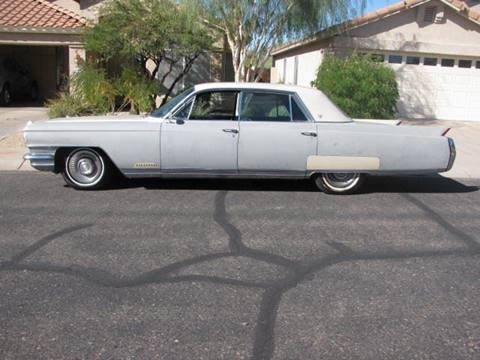 Cadillac Fleetwood For Sale >> 1999 Cadillac Fleetwood Brougham For Sale In Scottsdale Az