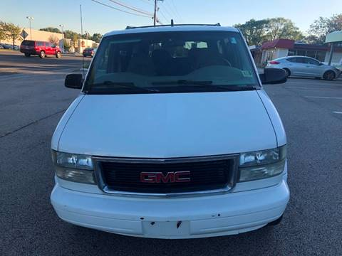 2001 GMC Safari for sale in Culpeper, VA