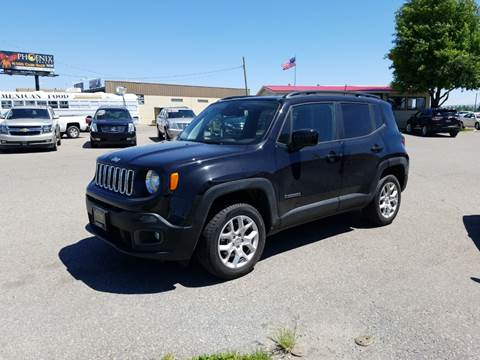 2018 Jeep Renegade for sale in Idaho Falls, ID