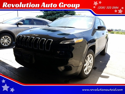 2018 Jeep Cherokee for sale in Idaho Falls, ID
