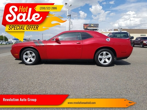 2012 Dodge Challenger for sale in Idaho Falls, ID