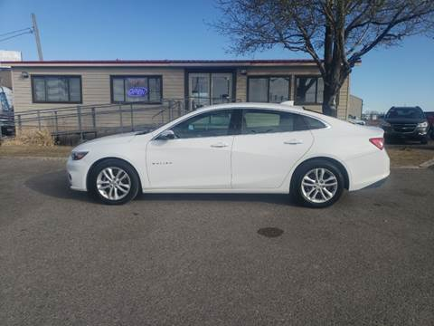 2018 Chevrolet Malibu for sale at Revolution Auto Group in Idaho Falls ID