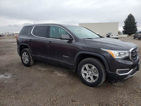 2017 GMC Acadia for sale at Revolution Auto Group in Idaho Falls ID