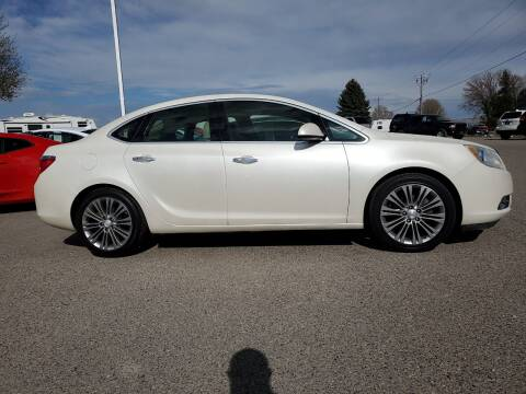 2012 Buick Verano for sale at Revolution Auto Group in Idaho Falls ID