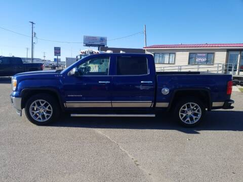 2014 GMC Sierra 1500 for sale at Revolution Auto Group in Idaho Falls ID