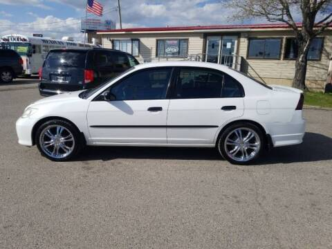 2004 Honda Civic for sale at Revolution Auto Group in Idaho Falls ID