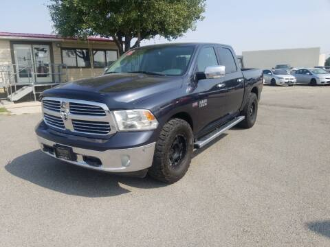 2016 RAM Ram Pickup 1500 for sale at Revolution Auto Group in Idaho Falls ID