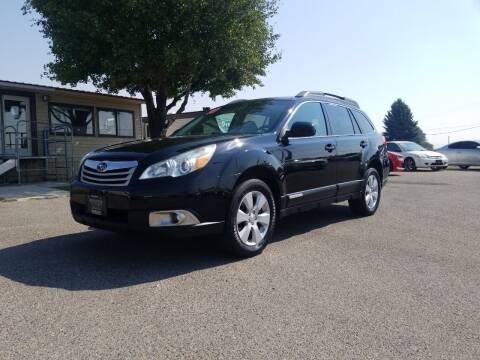 2010 Subaru Outback for sale at Revolution Auto Group in Idaho Falls ID