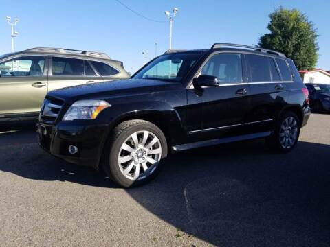 2010 Mercedes-Benz GLK for sale at Revolution Auto Group in Idaho Falls ID