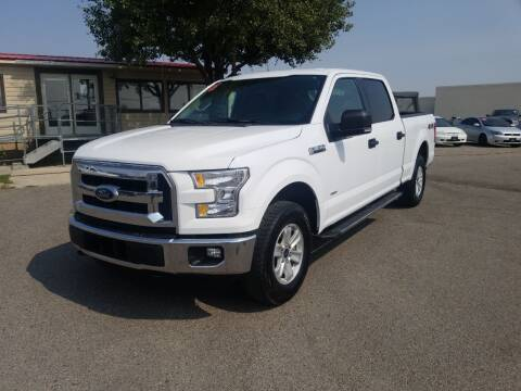 2016 Ford F-150 for sale at Revolution Auto Group in Idaho Falls ID
