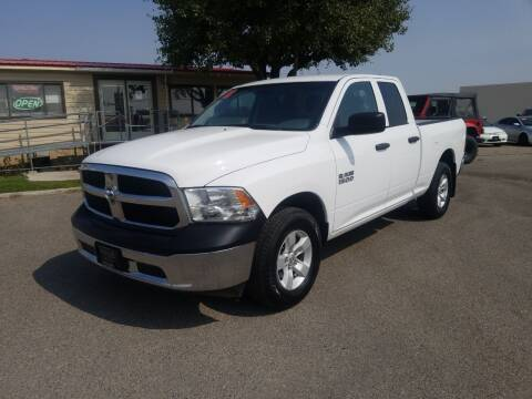2018 RAM Ram Pickup 1500 for sale at Revolution Auto Group in Idaho Falls ID
