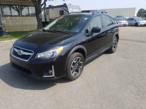 2017 Subaru Crosstrek for sale at Revolution Auto Group in Idaho Falls ID
