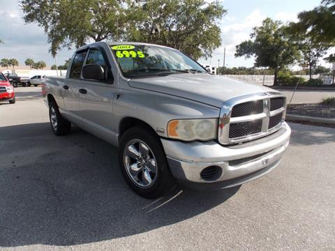 2004 Dodge Ram Pickup 1500 for sale in Port Charlotte, FL