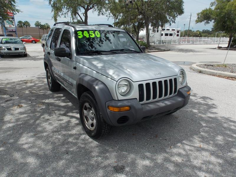 2003 Jeep Liberty For Sale At Approved Auto Outlet In Port Charlotte FL