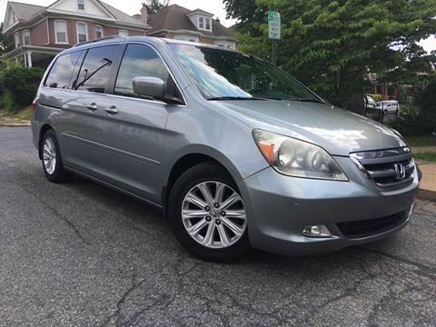 2005 Honda Odyssey for sale at Keystone Auto Center LLC in Allentown PA